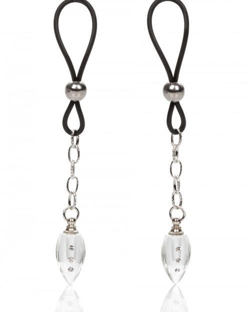 Crystal Gem Ozdoby na bradavky s kamienkami