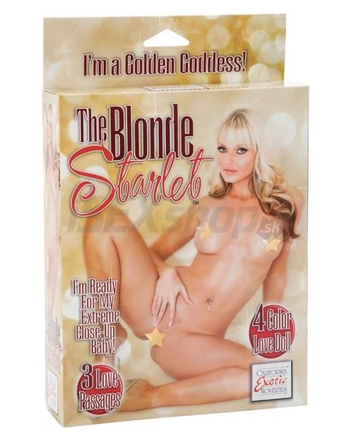 Eroticmania The Blonde Starlett