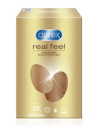 Durex Real Feel kondómy 16 ks