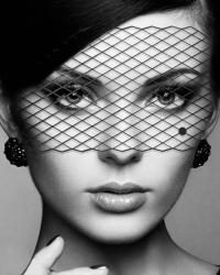 Bijoux indiscrets Louise maska na oči