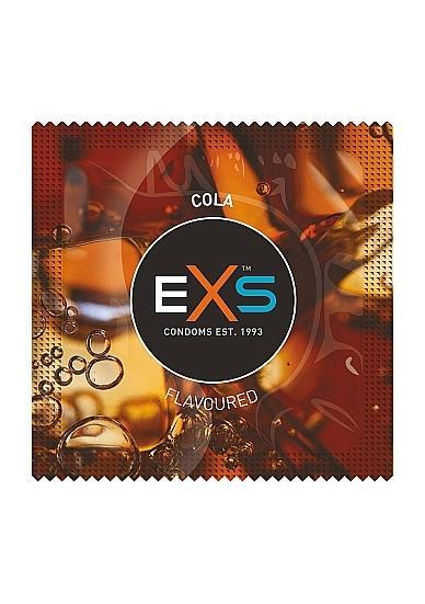 EXS KONDÓM COLA - 1 KS