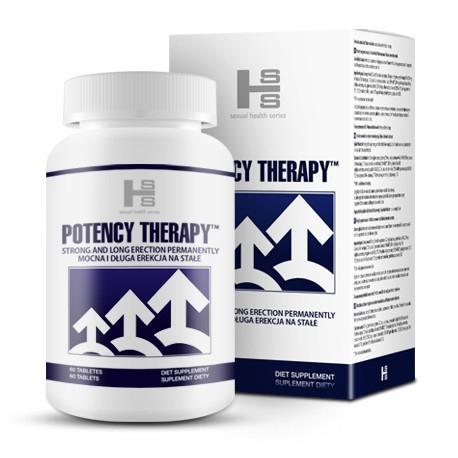 Potency Therapy 60 tbl - doplnok stravy