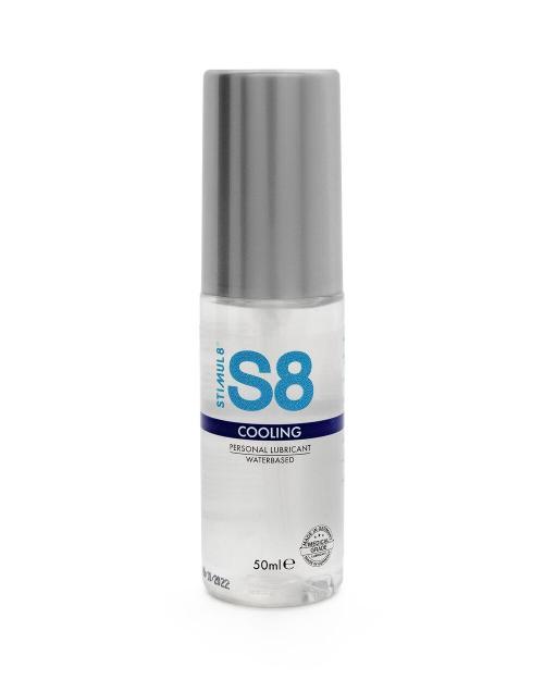 S8 Chladivý lubrikačný gél 50 ml