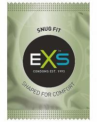 EXS kondomy Snug Fit - 1 ks