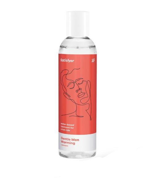 Satisfyer Men Lubrikační gel hřejivý 300 ml