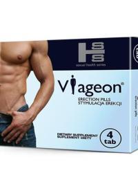 Viageon 4 tablety - doplněk stravy