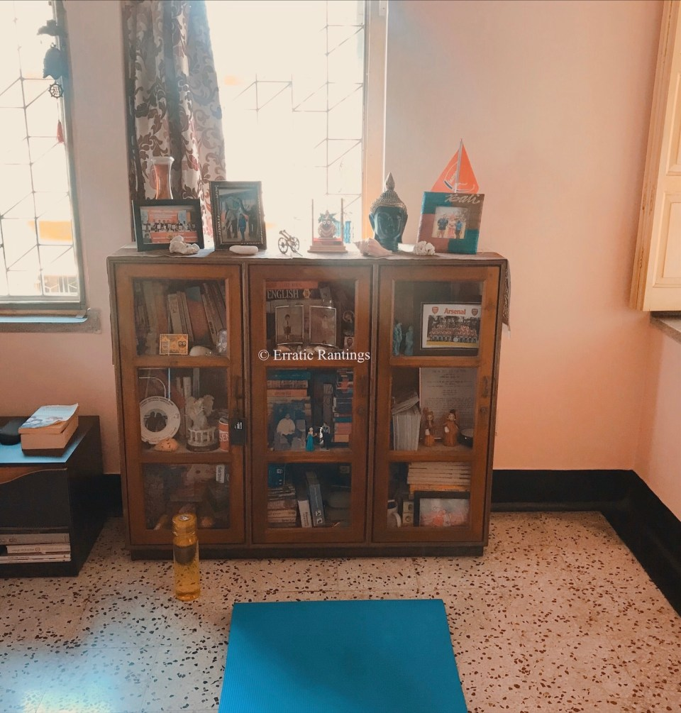 My exercise corner