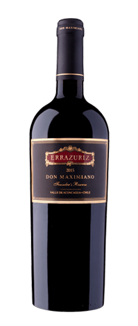 Errazuriz Founders Reserve wine bottle