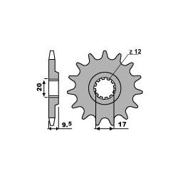 Pignone PBR 2084 Beta Alp 50 / 125, Rev 80 / 125, Techno