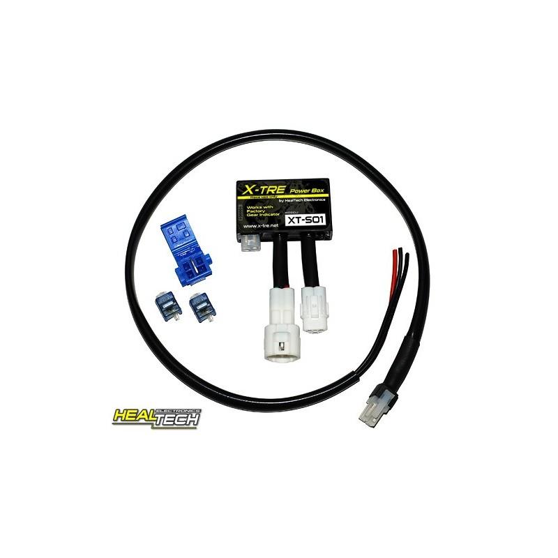 X-TRE Eliminator Gear Limiter HealTech XT-K01, Suzuki