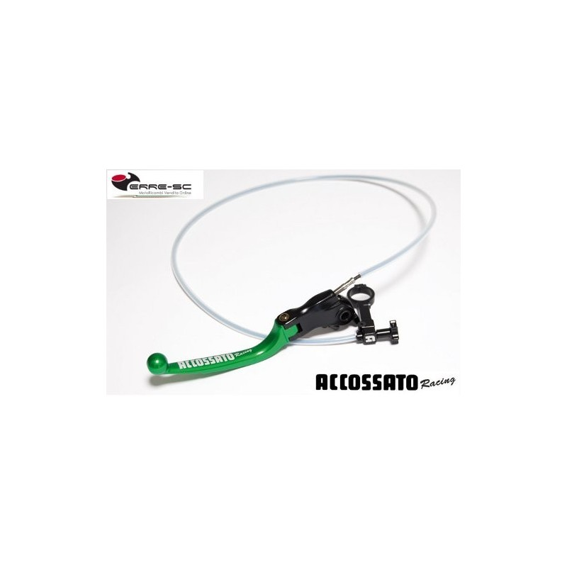 Accossato Front Lever Brake with Remote Adjuster Aprilia