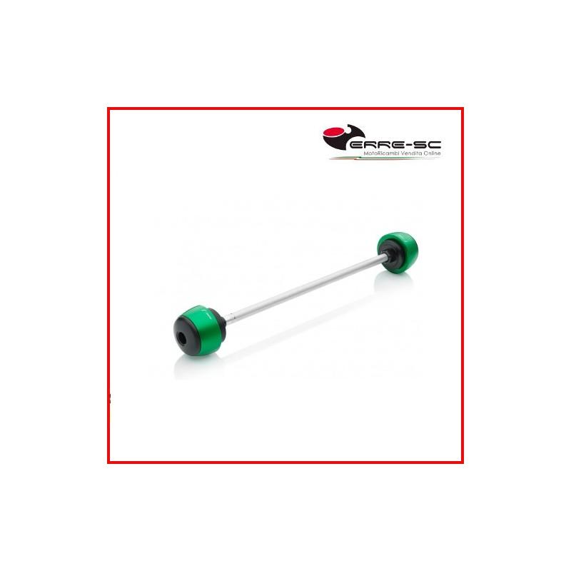 rizoma wheel axle protection kawasaki z800 13-, z 650 17-
