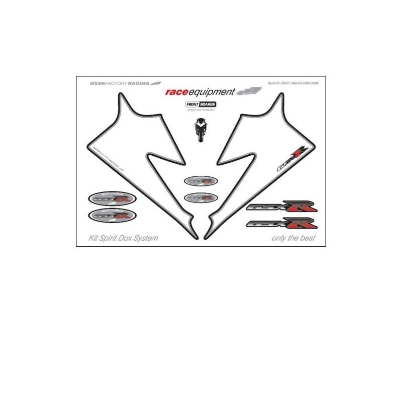 Kit Adesivi Cupolino Print Spirit Suzuki GSX-R 1000 05-06