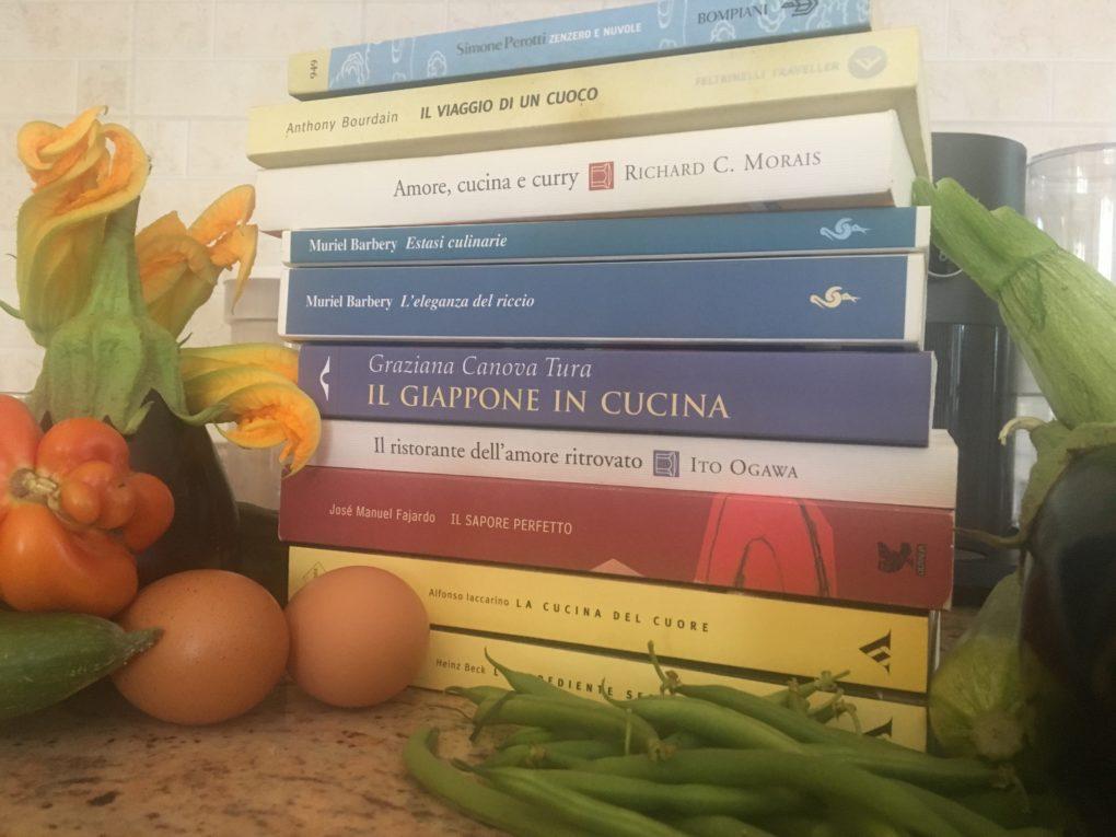 Cucine e Cuochi da romanzo, i 10 libri imperdibili!