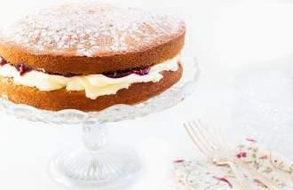 Victoria Sponge Cake Recipe Using Cups