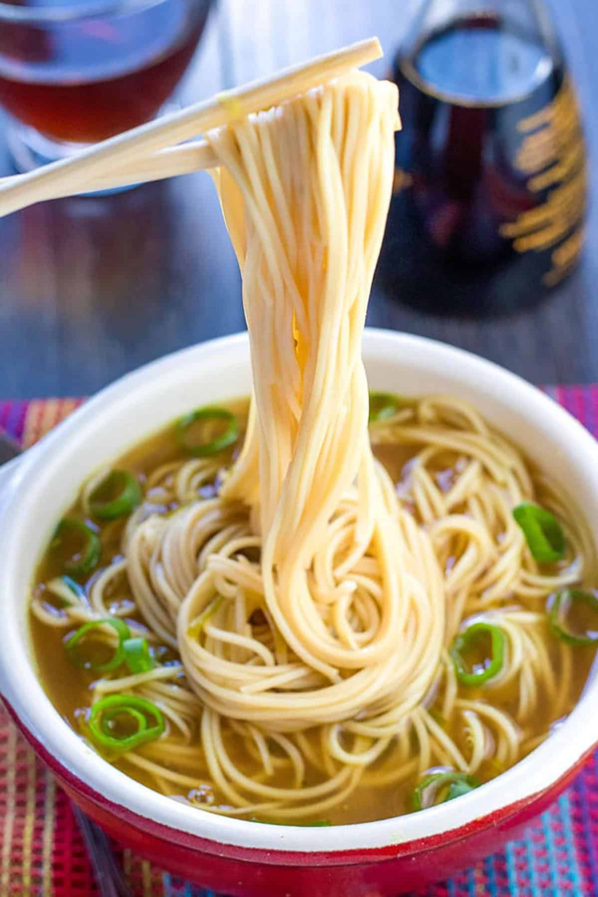 Quick Amp Easy Chinese Noodle Soup