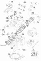 FS 450 E 2008 450 Husaberg Husqvarna motorrad # Husqvarna