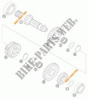 525 EXC RACING EXC 2005 525 KTM Ktm motorrad # KTM
