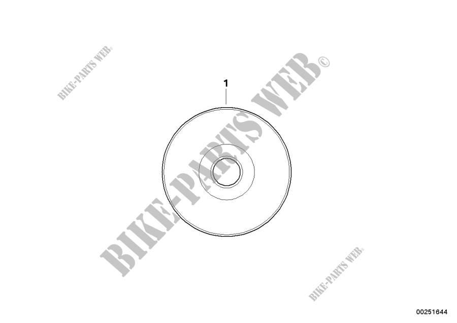 Reparaturanleitungen für BMW K 1200 S 2003 # BMW Motorrad