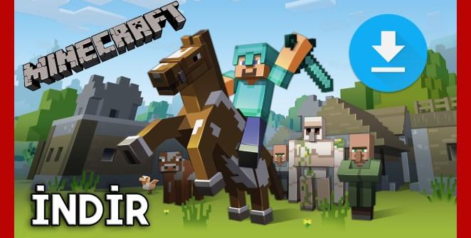 Minecraft apk indir oyunu kendi hayal gücünüzü kullanarak inşalar yaptığınız eğlenceli bir Android oyun. Bu zeka geliştirici oyunu güncel olarak hemen indirin. En güncel sürümü olan 1.9.0.15 sürümünü indirerek oyuna katılın.