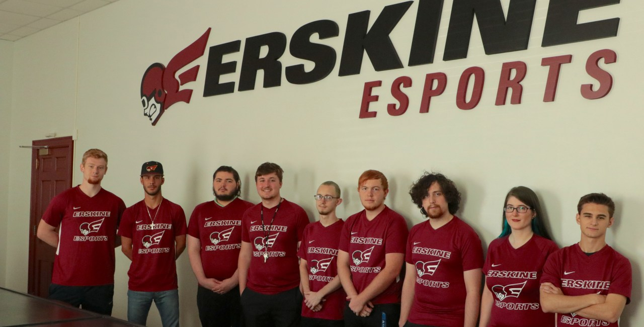 Erskine Esports Shines In Local Tournament