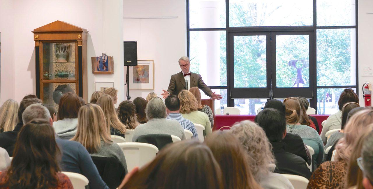 Classical Educators Convene At Erskine