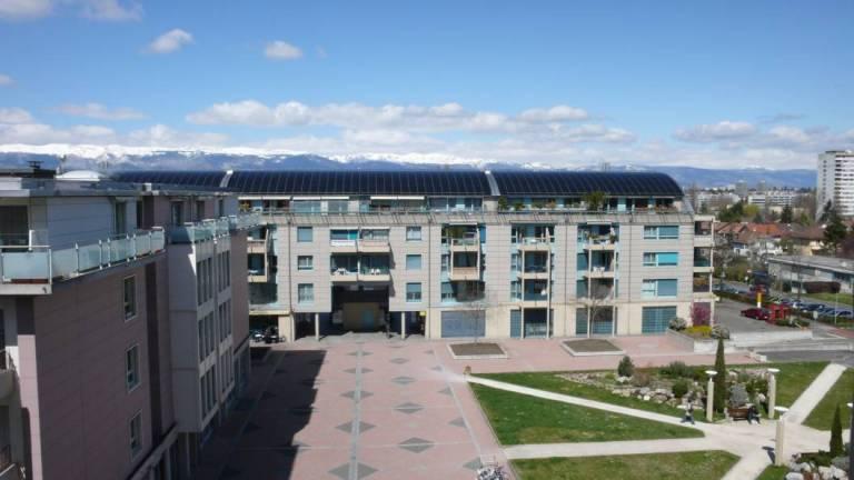 cité solaire plan-les-ouates
