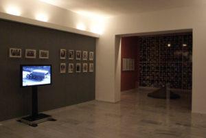 άποψη του μουσείου θυμάτων ναζισμού