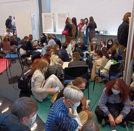 ΕΚ: ΕΥΕ 2021: Η ευρωπαϊκή νεολαία διαμορφώνει το μέλλον που τής ανήκει