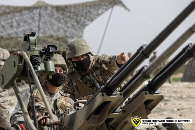 Κυπριακό υπουργείο Άμυνας: Περισσότερο επιθετική και απρόβλεπτη η Τουρκία – Η Εθνική Φρουρά σε ύψιστη ετοιμότητα