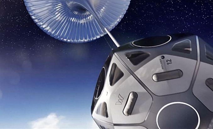 "Sold out η πρώτη ""ελεύθερη πτώση"" από το διάστημα – Πόσο κοστίζει"