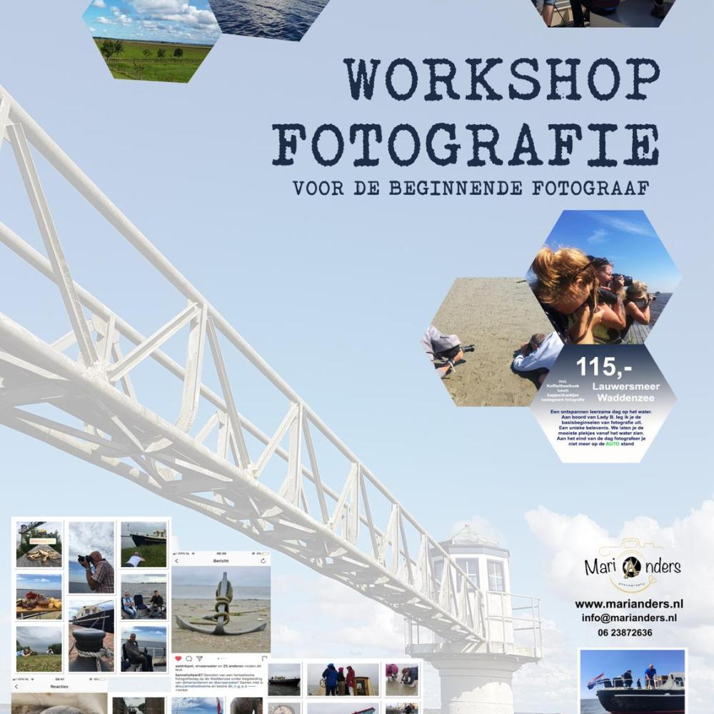fotoworkshop Zoutkamp
