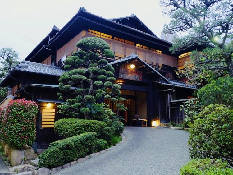 Ontspannen in Japan: verblijf in een ryokan