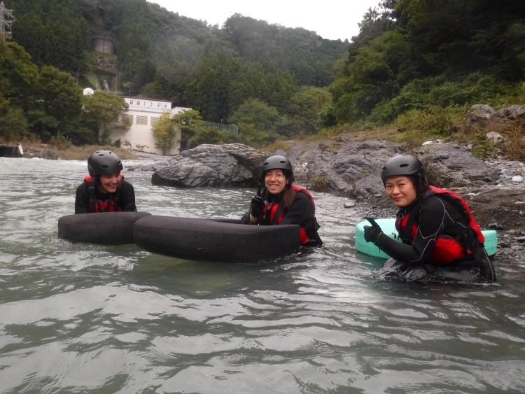 5 gave buitenactiviteiten in Japan