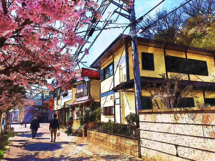 Japanse huizen