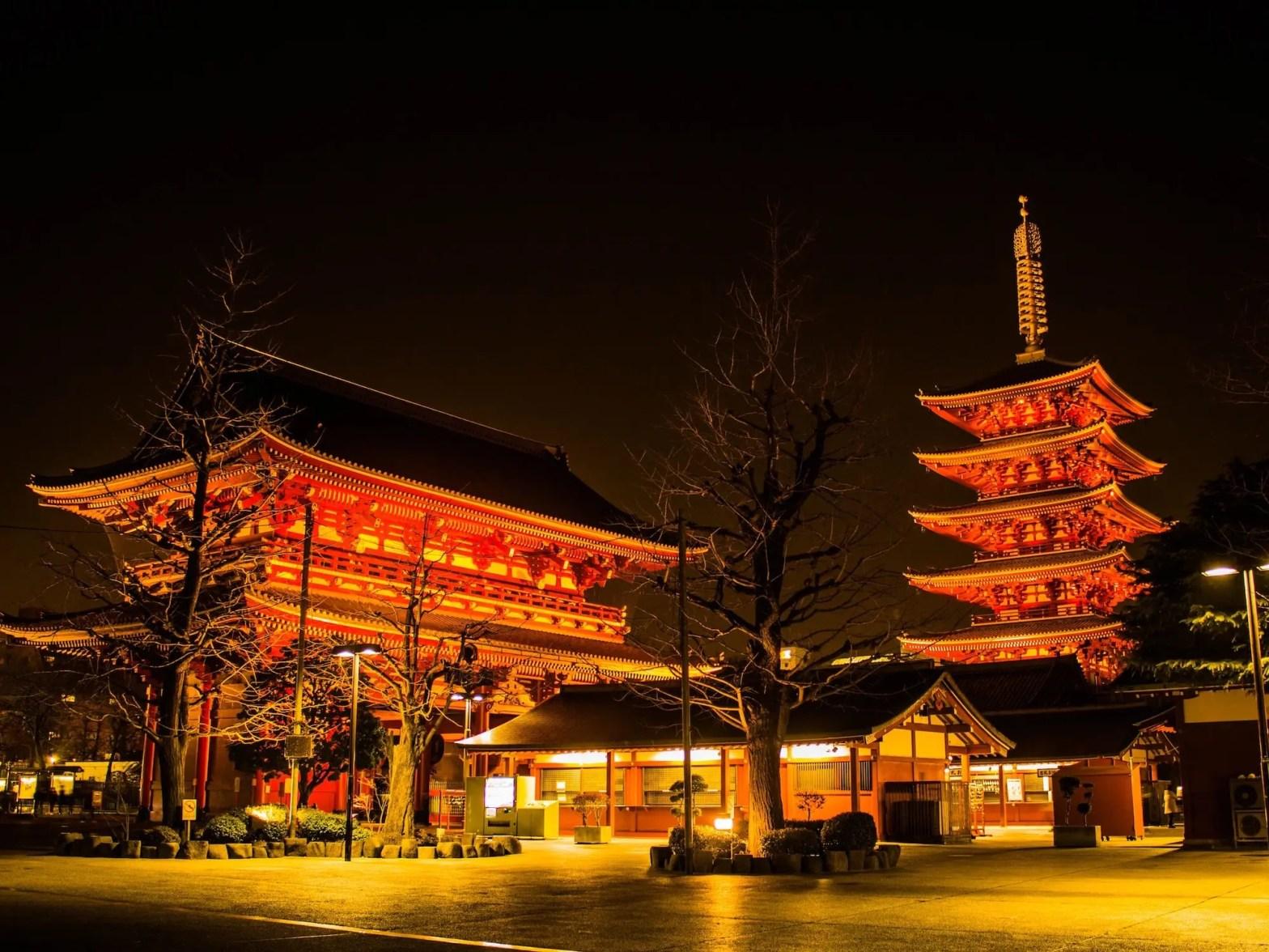 3 beste reisgidsen voor Japan