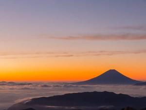 Ervaar Japan op Mount Fuji
