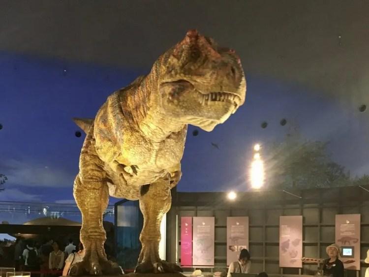 Fukui Dinosaurus Museum