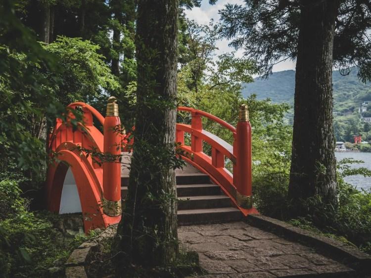 Hakone, een van de 10 mooiste stadjes van Japan