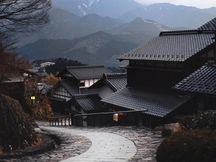 10 mooiste stadjes van Japan
