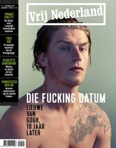 VN44-2014 Cover Lieuwe van Gogh