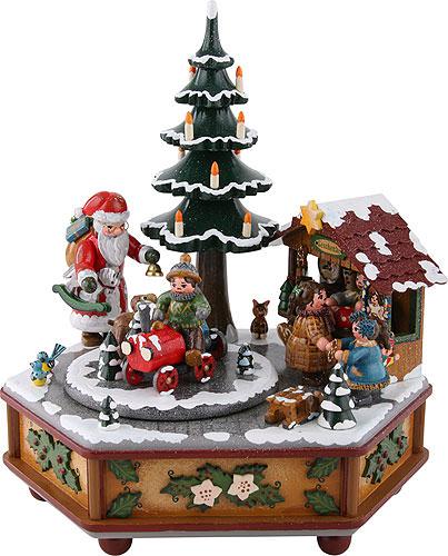 Spieldose Weihnachtszeit