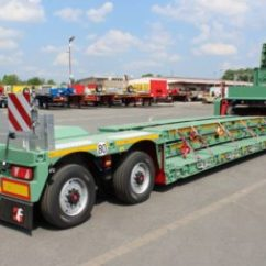 Semi Trailers For Sale In Germany Electron Dot Diagram Periodic Table Home Es Ge Nutzfahrzeuge Gmbh Timmerhaus Faymonville Telemax And Megamax Extendable