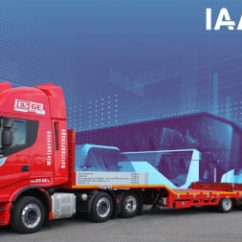 Semi Trailers For Sale In Germany What Is A Flow Chart Diagram Home Es Ge Nutzfahrzeuge Gmbh Iaa Commercial Vehicles 2018