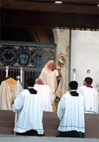 Misión y poderes a los doce apóstoles