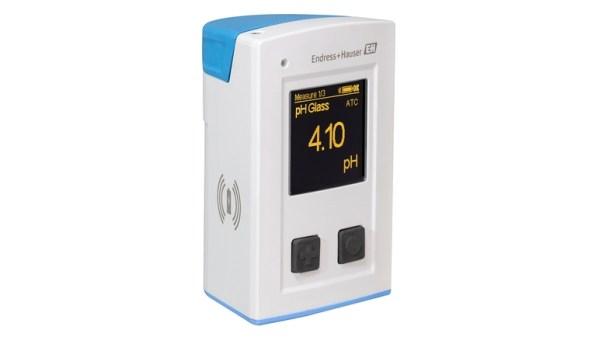 LiquilineTransmisor portátil multiparamétrico Mobile CML18 para sensores digitales