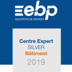 Logo Certification Batiment EBP