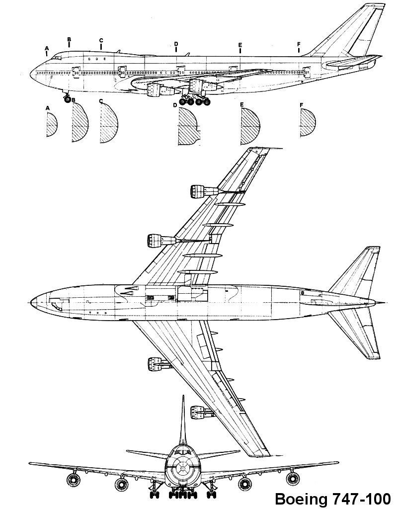 Airplane Blueprint PDF Woodworking