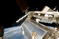 Laboratorio Columbus de la ESA en la ISS