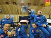Portrait de l'équipage de mai 2011